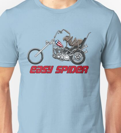 Easy Spider Unisex T-Shirt