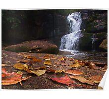 Cedar Rock Creek Falls Poster
