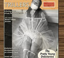 Detective Trillers Magazine February by damselnoir