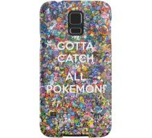 Cotta Catch 'em All 2 Samsung Galaxy Case/Skin