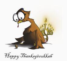 Happy Thanksgivukkah Kids Tee