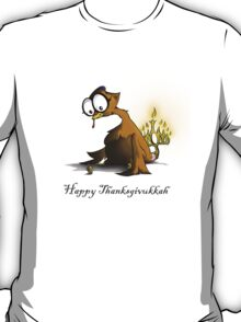 Happy Thanksgivukkah T-Shirt