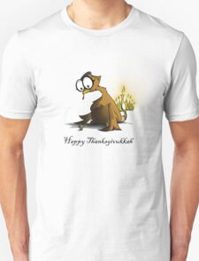 Happy Thanksgivukkah Unisex T-Shirt