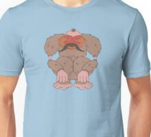 Pangu The Moustachioed Unisex T-Shirt