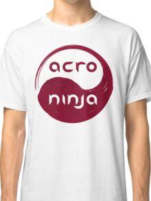 Acro Ninja - red Classic T-Shirt