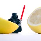 Darth Lemon. by Alex Bonner