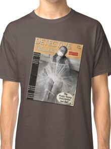 Detective Trillers Magazine February Classic T-Shirt
