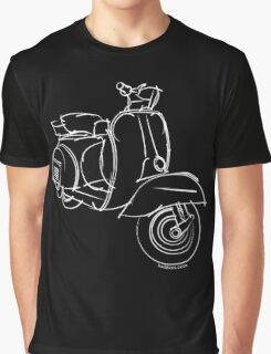 Vespa Graphic T-Shirt