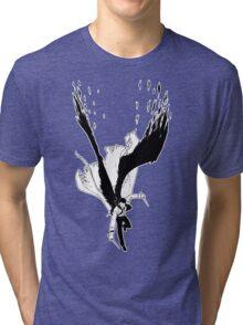 Angel Slayer (dark version) Tri-blend T-Shirt