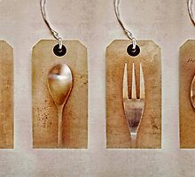 Forks & Spoons by Simone Riley