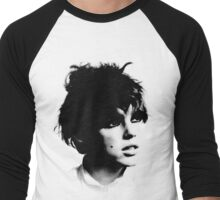 edie sedgwick Men's Baseball ¾ T-Shirt