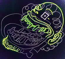 NEON-HeadTooth by robbylt