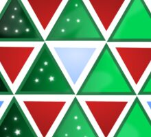 Triangle Tree Sticker