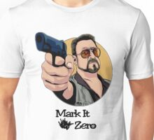 """Mark It Zero"" Unisex T-Shirt"