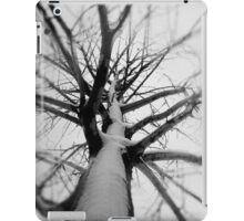 Snowy Tree iPad Case/Skin