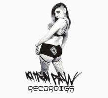 Kitten Paw Recordings Lady Sticker by Kitten Paw Recordings