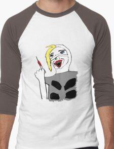 sharon masterpiece Men's Baseball ¾ T-Shirt