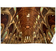 Holy Name Cathedral Poster