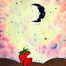 Mister Strawberry Cries at the Moon by James McKenzie