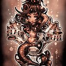 "Black Pearl  ""sepia tone"" by Tim  Shumate"