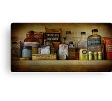 Medical Matters Canvas Print