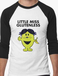 Little Miss Glutenless Men's Baseball ¾ T-Shirt
