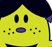 Little Miss Glutenless Sticker