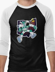 Ohio Astronaut Men's Baseball ¾ T-Shirt