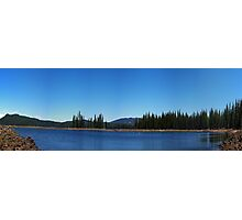 McCoy Reservoir Pano Photographic Print