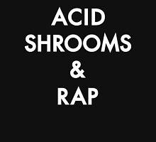Acid Shrooms And Rap [Wht] | Acid Rap Clothing Hoodie