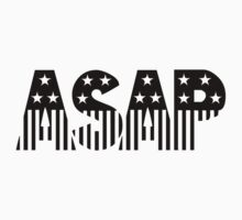 ASAP Stars And Stripes Shirt | ASAP Clothing by FreshThreadShop