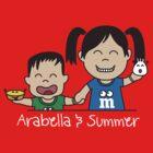 Arabella & Summer by Kokonuzz