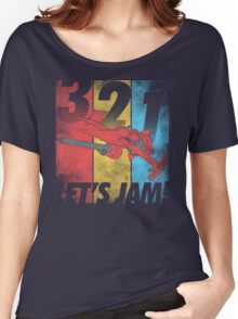 Let's Jam! Women's Relaxed Fit T-Shirt