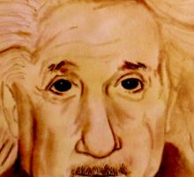 Einstein Sticker