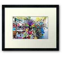 Dia De Los Muertos Framed Print