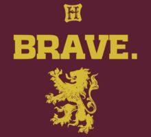 Gryffindor. Brave. by mlny87