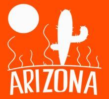 Arizona Desert Scene by whereables