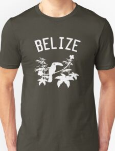 Belize Birds and Rainforest Unisex T-Shirt
