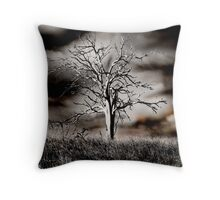 The Hanging Tree Throw Pillow