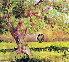 Michelin Swing Set by Jim Phillips
