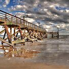Fishing Pier by venny