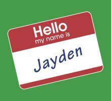 Jayden Baby Tee