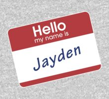 Jayden One Piece - Long Sleeve