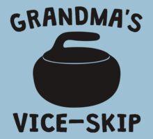 Grandma's Vice Skip Kids Tee