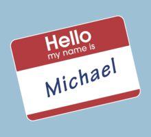 Michael Kids Tee