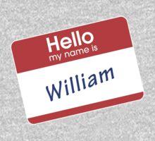 William Kids Tee
