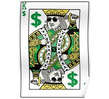 King Swag Money Poster