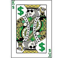 King Swag Money Photographic Print
