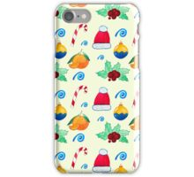 Christmas and New Year decoration and mood iPhone Case/Skin