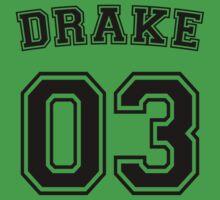 Tim Drake Sports Jersey by krowe